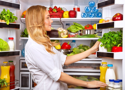 Kühlschrank Temperatur Lebensmittel lagern